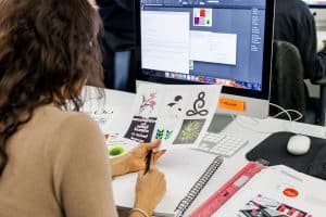 graphic design companies in india